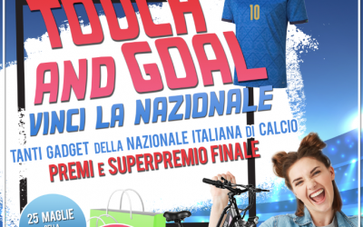 CONCORSO TOUCH AND GOAL